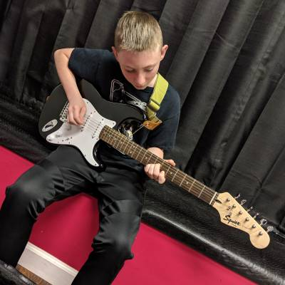 Guitar Lessons The Woodlands TX