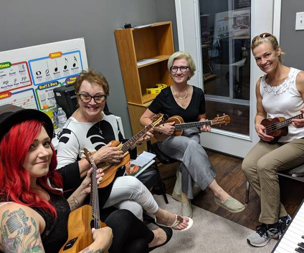 ukulele lessons the woodlands tx
