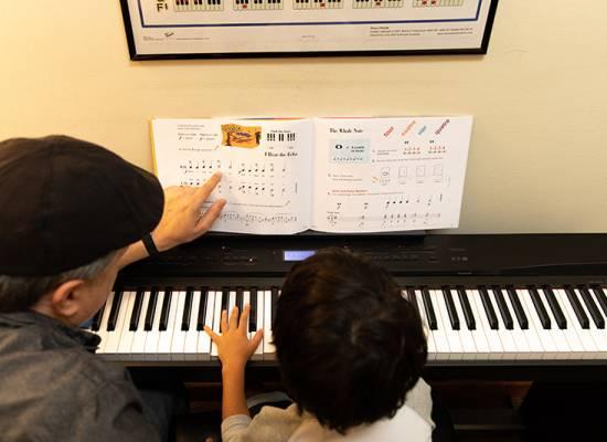 Piano Lesson 3 800x